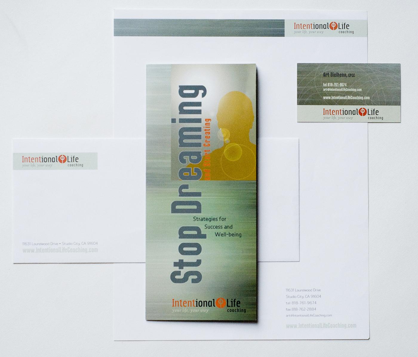 Brochure / letterhead