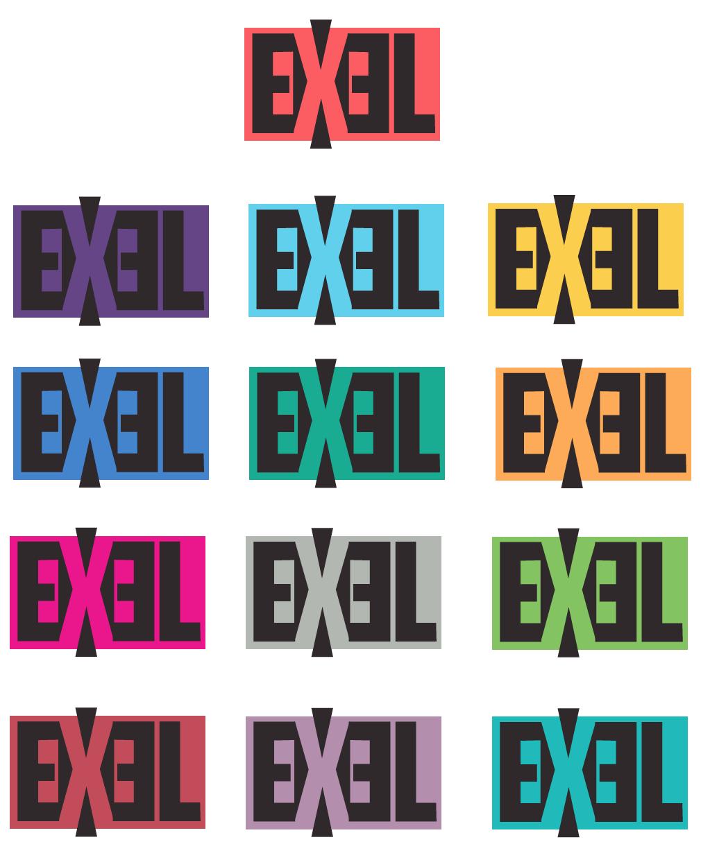 Corporate Identity: logo colorways.