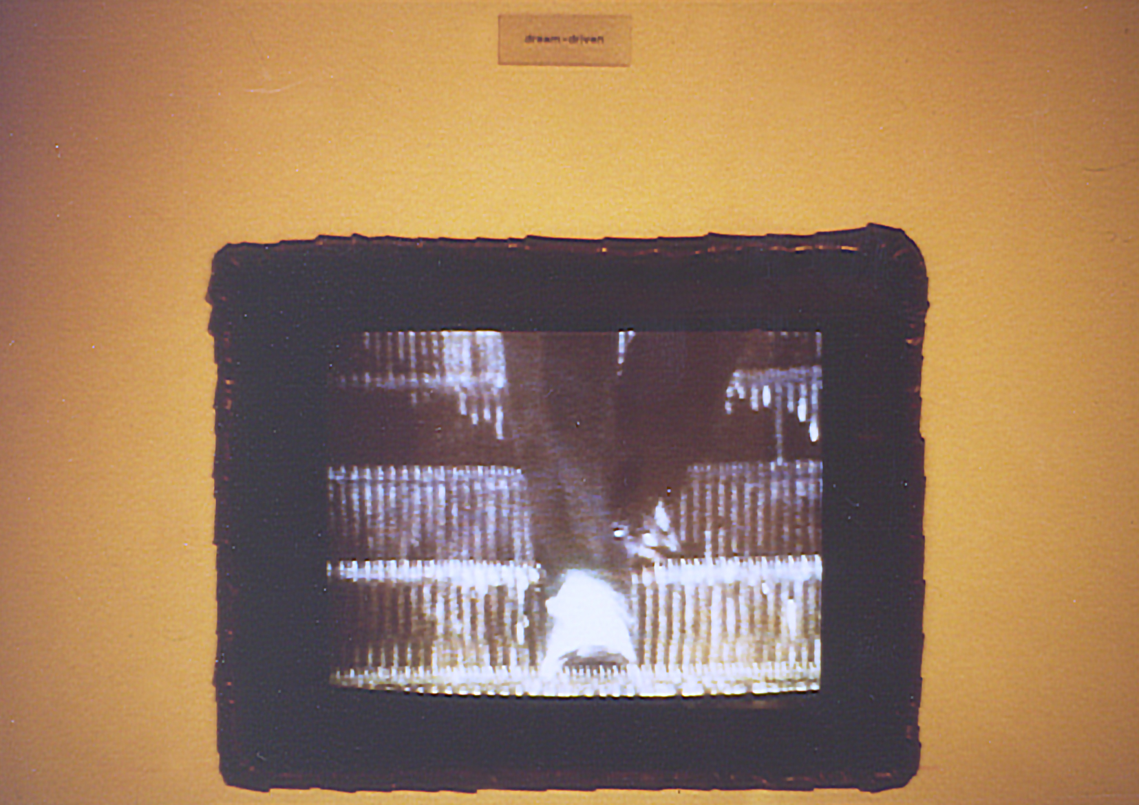 Video installation detail