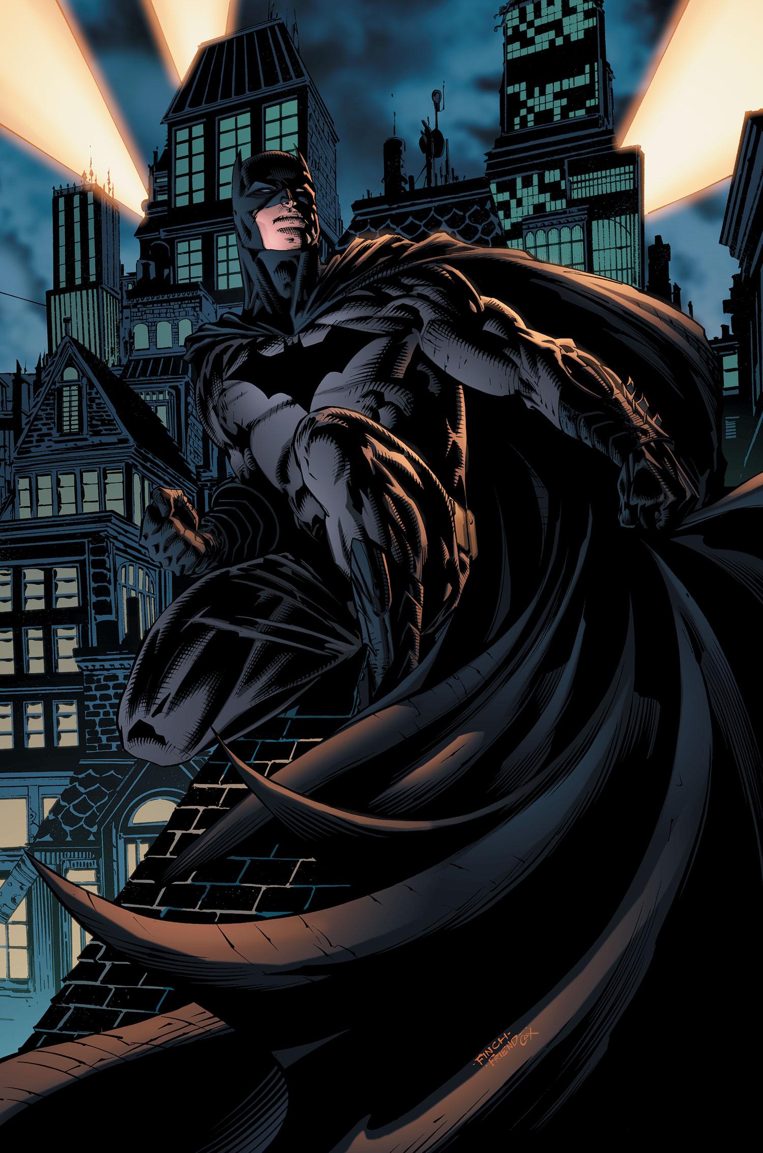 The Dark Knight from The Dark Knight Returns