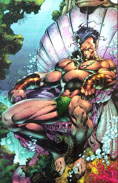Namor from Marvel Comics