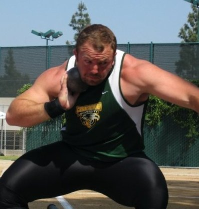 Athletes like  Chad Wesley Smith from Juggernaut Training Systems  show how spandex can support performance and also highlight the human form