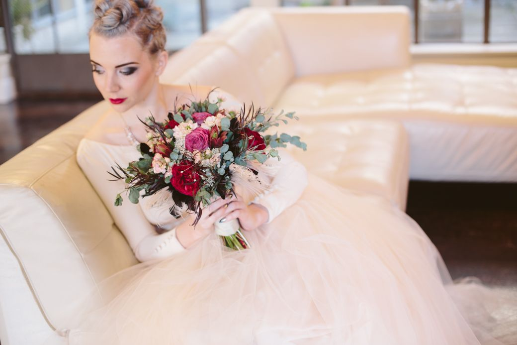Styled shoots show off so many talented vendors!