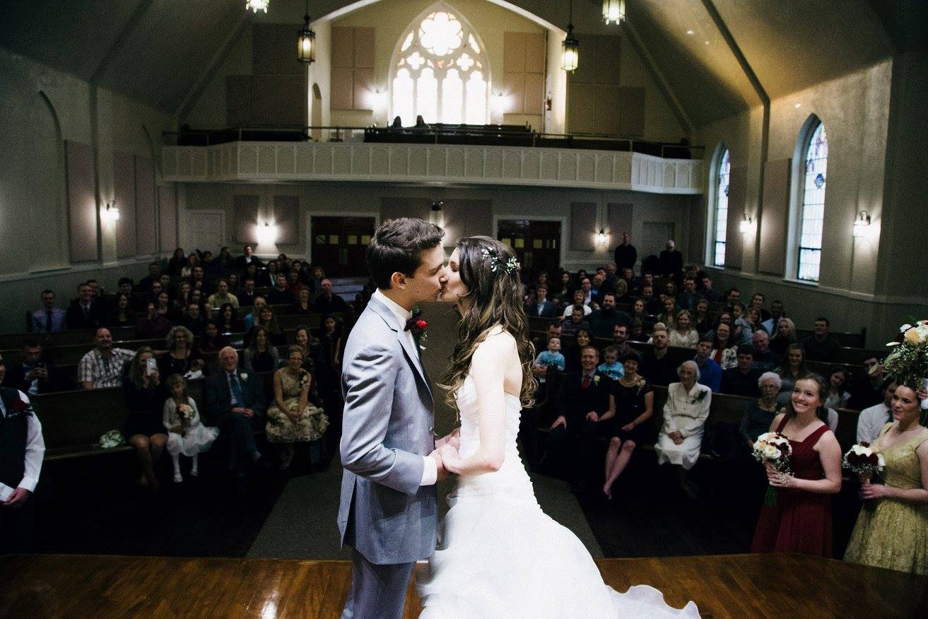 Melody & Andrew  19 December 2015