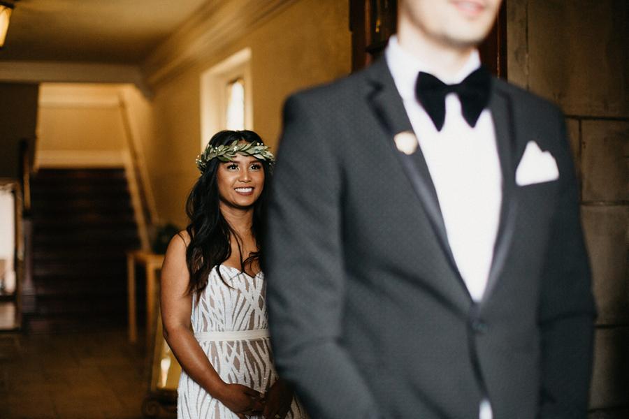 Seattle Wedding Venues Bride First Look.jpg