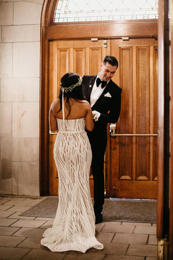 Seattle Wedding Venues Wedding First Look.jpg