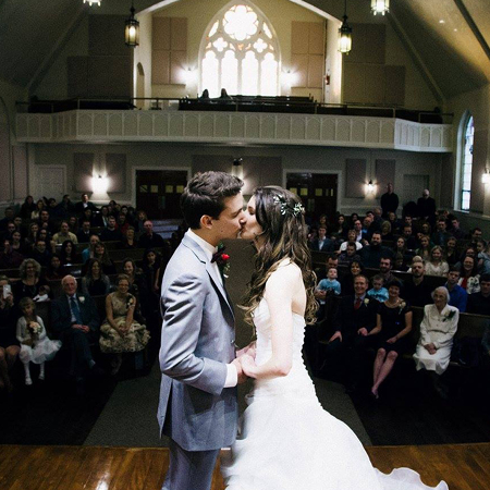 Melody & Andrew - 19 December 2015