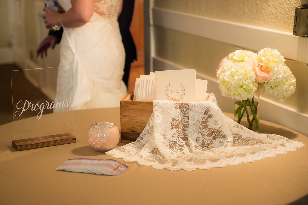 Katrina will help you bring all your detailed dreams to reality.  Photo by Kelli Hodges Photography