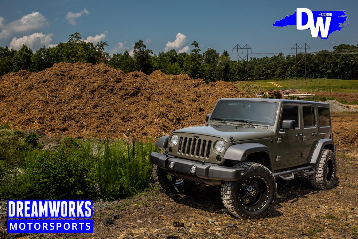Jeep Dreamworks Motorsports