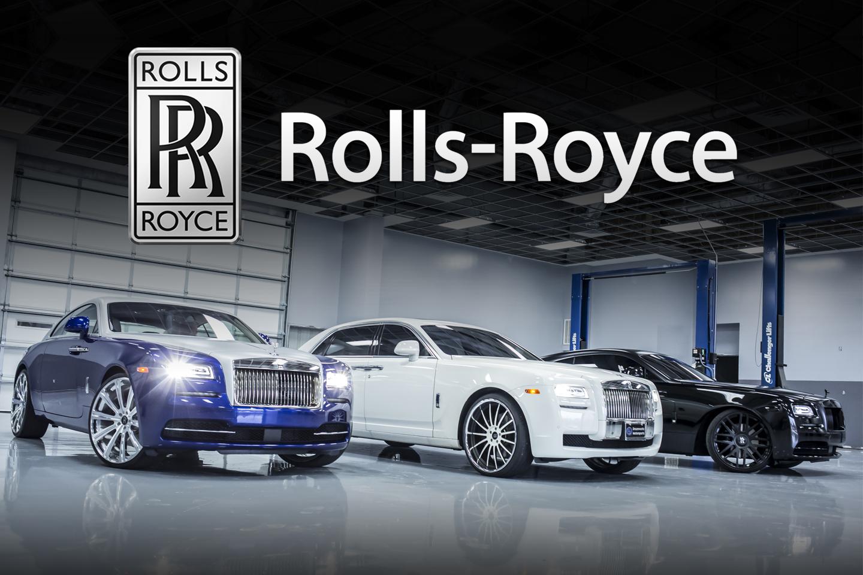 Rolls Royce Gallery