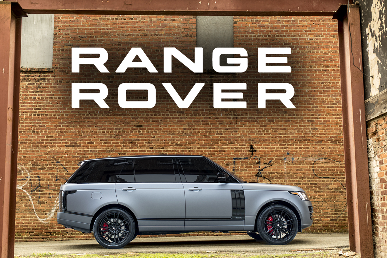 Range Rover Gallery