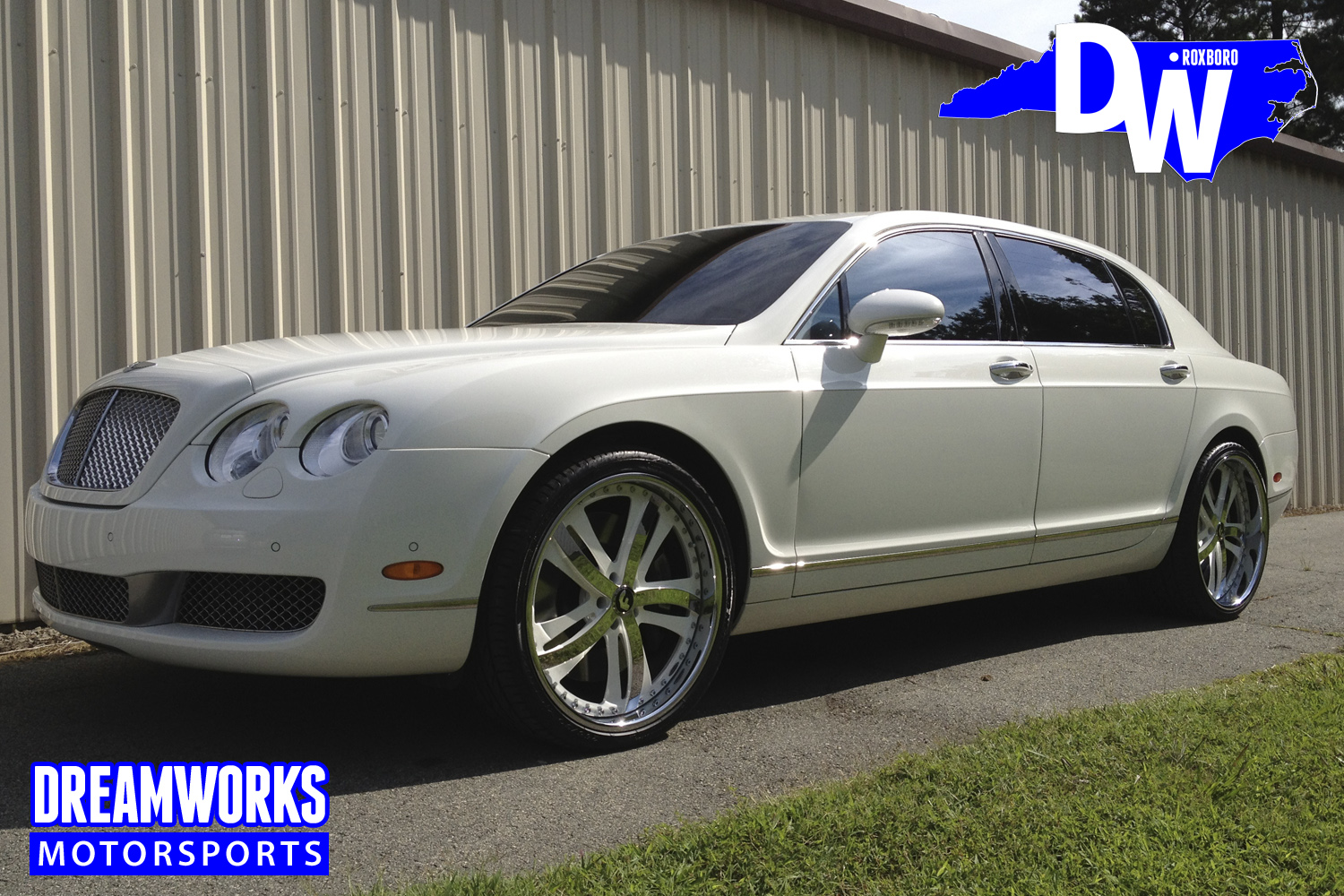 Chris-Wilcox-NBA-Raleigh-Enloe-Whiteville-Maryland-Thunder-Celtics-Bentley-By-Dreamworks-Motorsports-4
