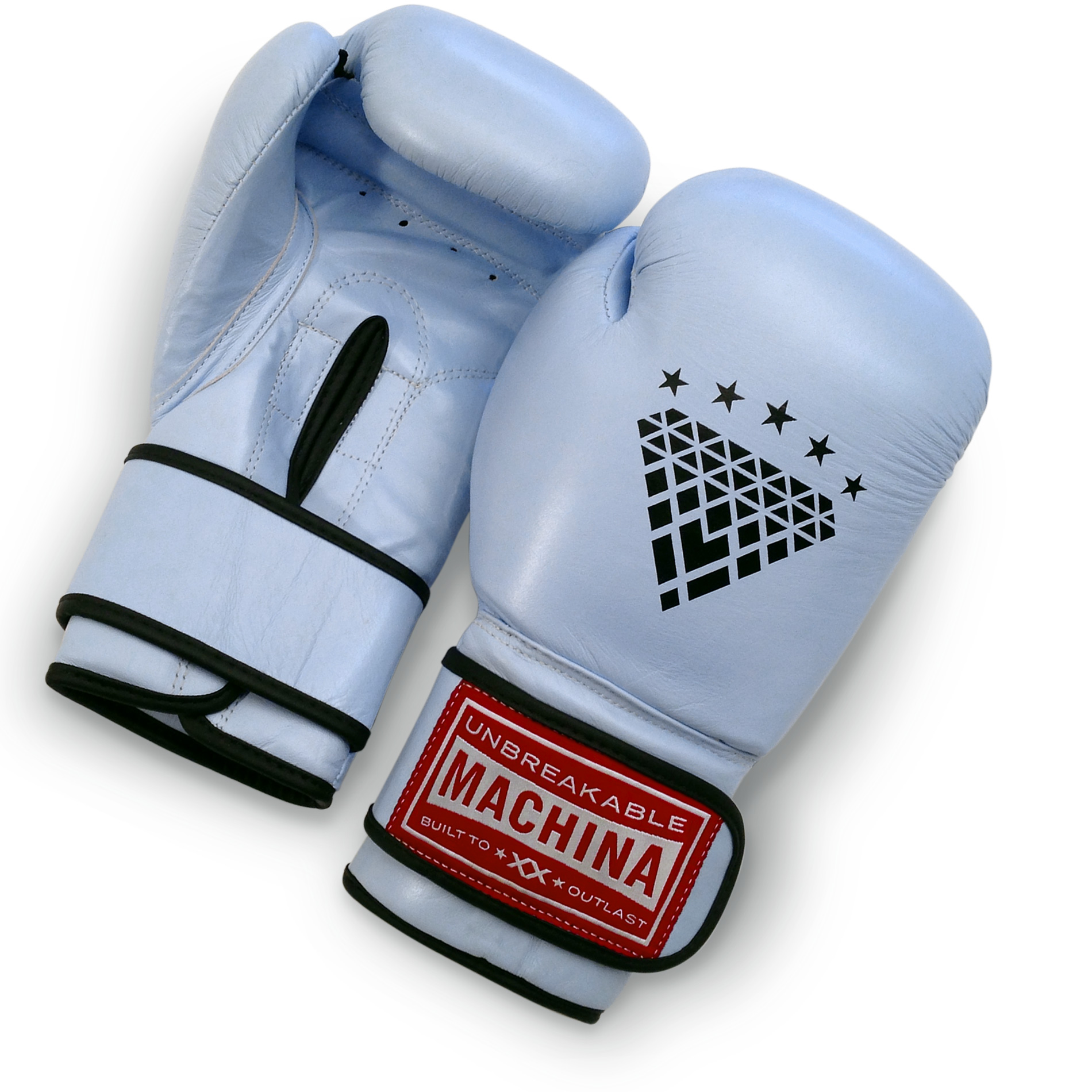Machina Carbonado 14 Ounce Women/'s Leather Boxing Gloves LIGHT BLUE
