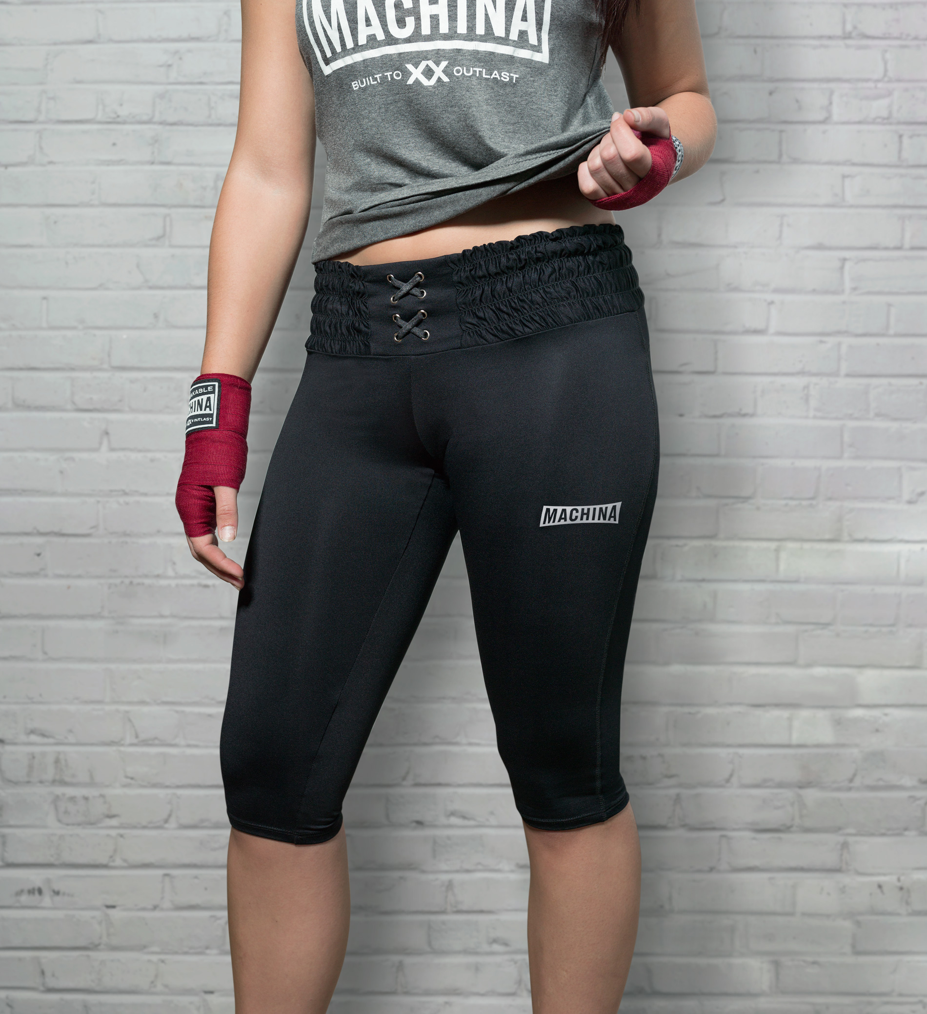 Machina Women's Boxing Club Pants