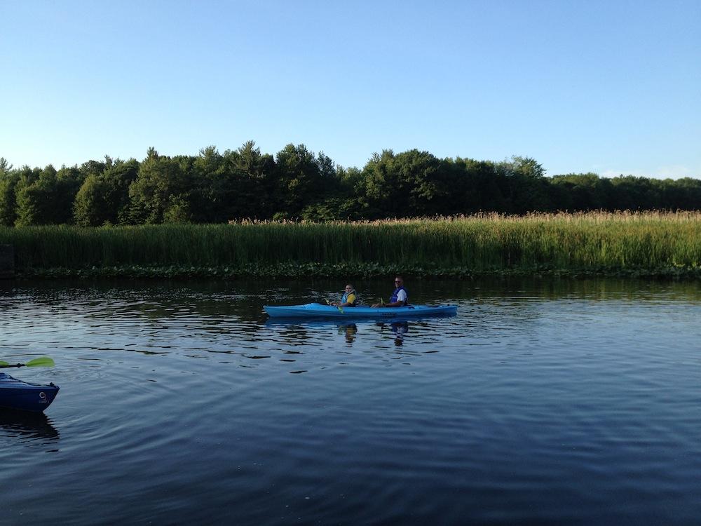 Pigeon River Kayaking
