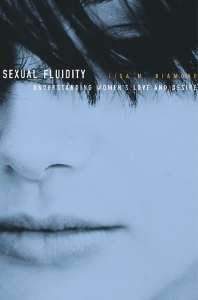 Sexual Fluidity book by Dr. Lisa Diamond