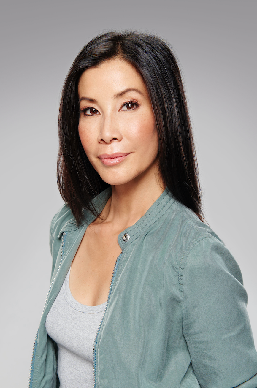 Lisa Ling. Photo courtesy of CNN.