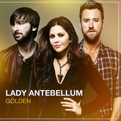 "Thanks to Hillary Lindsey and James Slater for trusting us  to record the demo of  ""Get To Me"" , which is track #1 on  Lady  Antebellum's  new album,  Golden . Thanks and congratulations!"