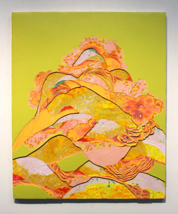 """Reflective Mound"""