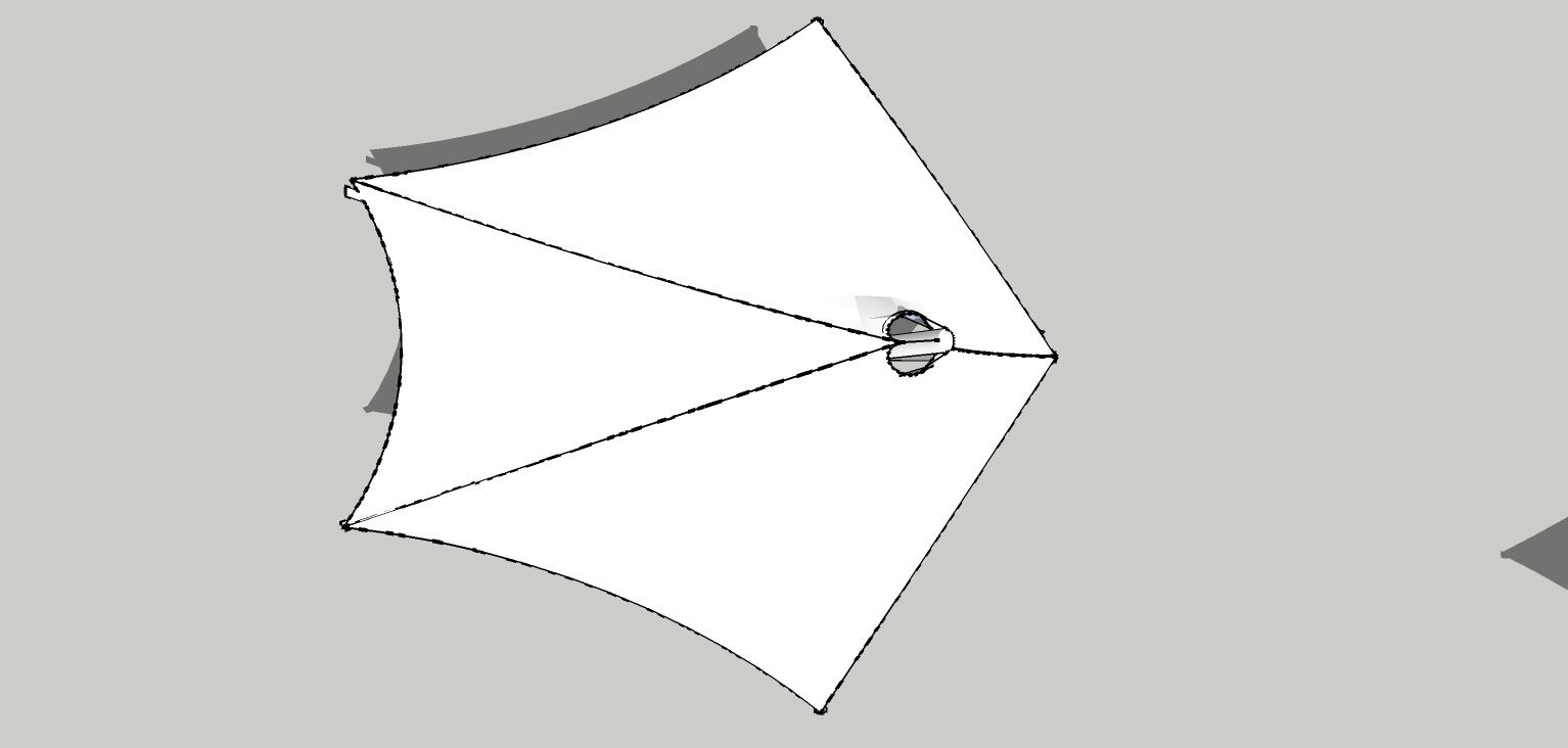 Conic Umbrella