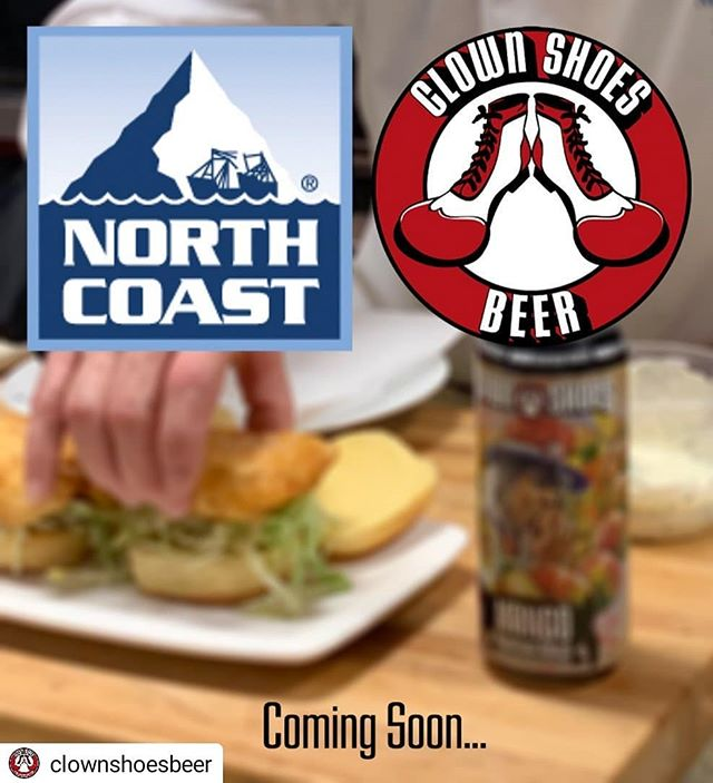 Mango Kolsch battered shrimp!🤤🤤🤤 #Repost @clownshoesbeer • • • • • Fresh seafood...Mangö Kölsch...who's ready for a collaboration? We partnered with our friends @northcoastseafoods to create a recipe for beer-battered seafood, and the results are phenomenal. This Thursday we'll be posting a how-to video so you can prepare your own Mangö Kölsch-battered North Coast Naked Shrimp. Check back THIS THURSDAY for the video!