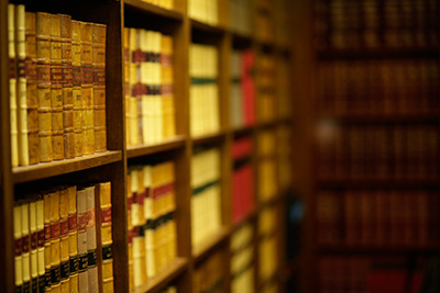 Library at 18 Inns of Court Barrister Chambers Brisbane