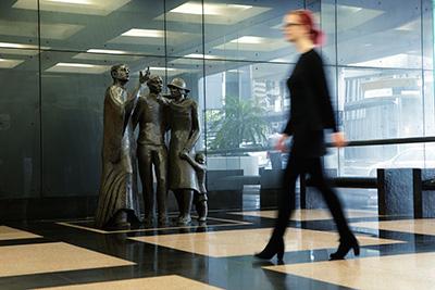 Inns of Court Foyer Brisbane