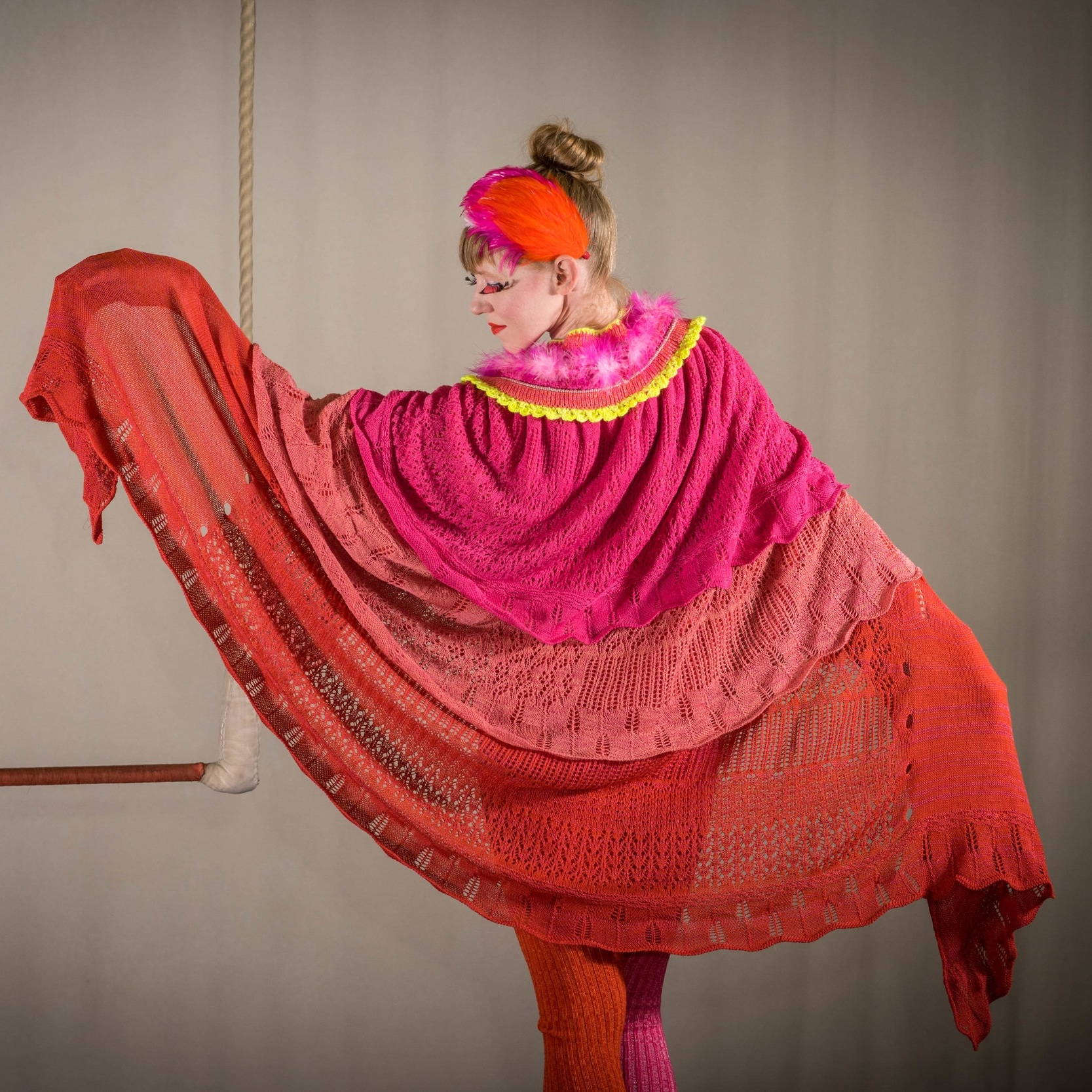 Flamingo Manteau