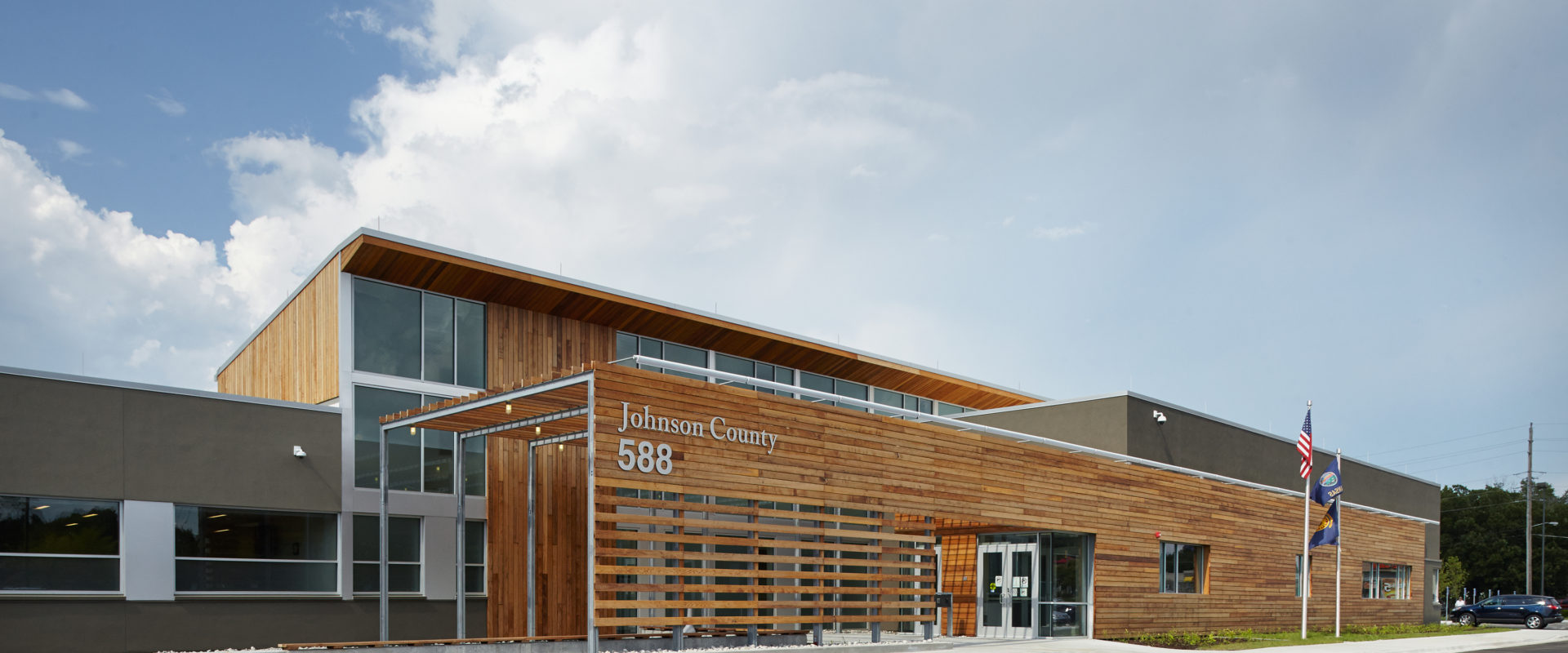 Image from:  https://www.archdaily.com/599619/johnson-county-justice-annex-el-dorado
