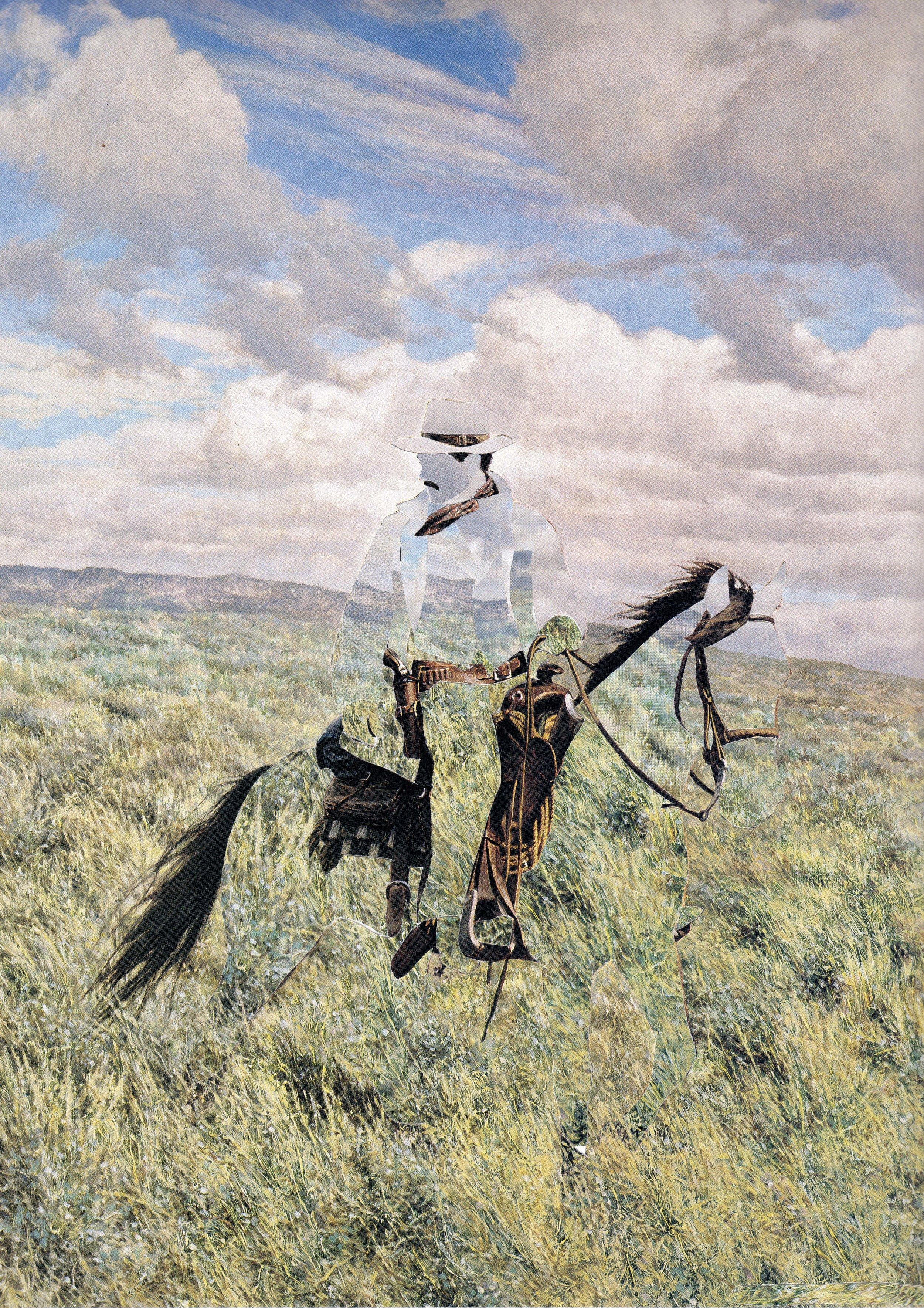 The Unknown Rider in Death Rides