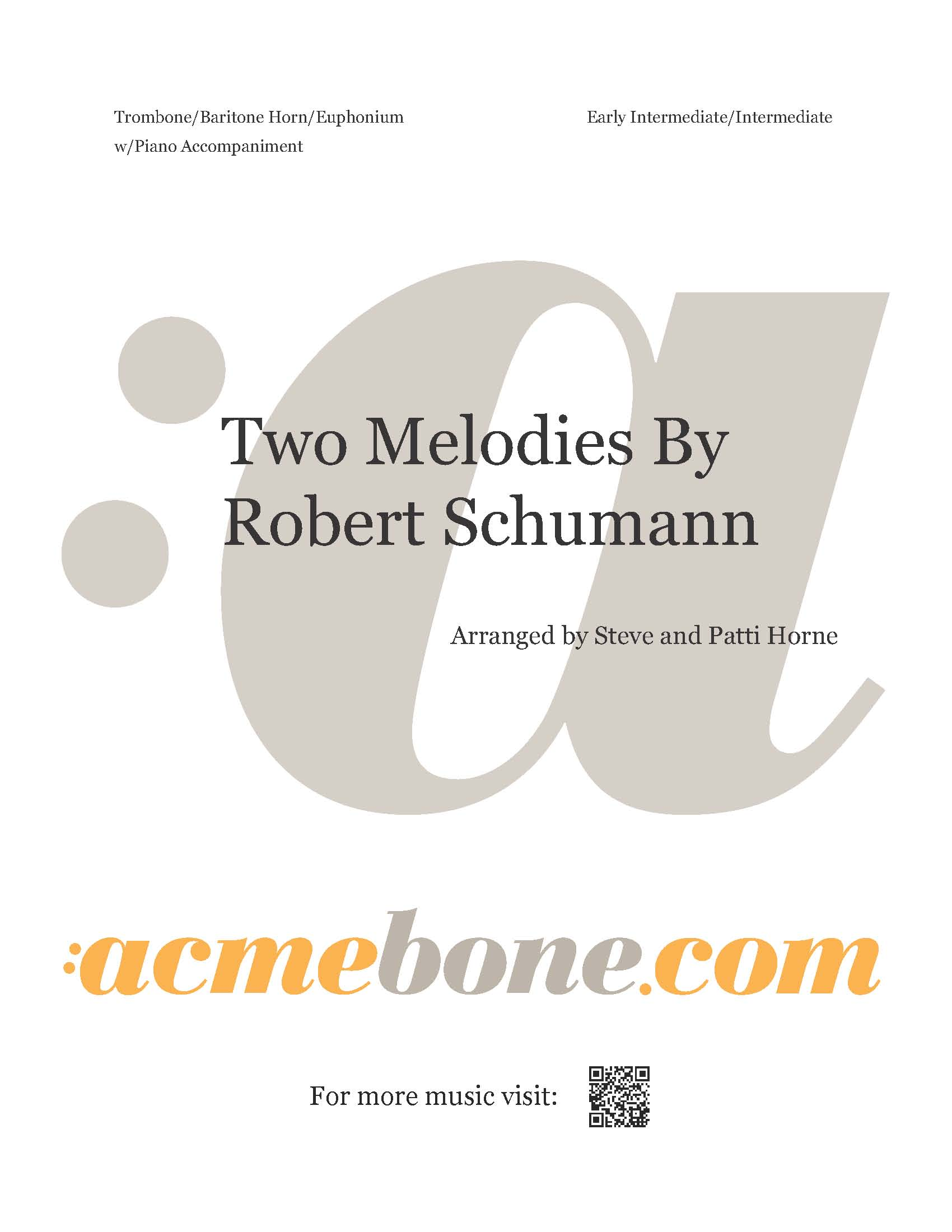 Two Melodies By Robert Schumann_digital_cover.jpg