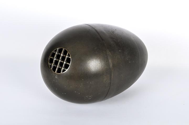 Wailing Egg  Bronze, noise makers