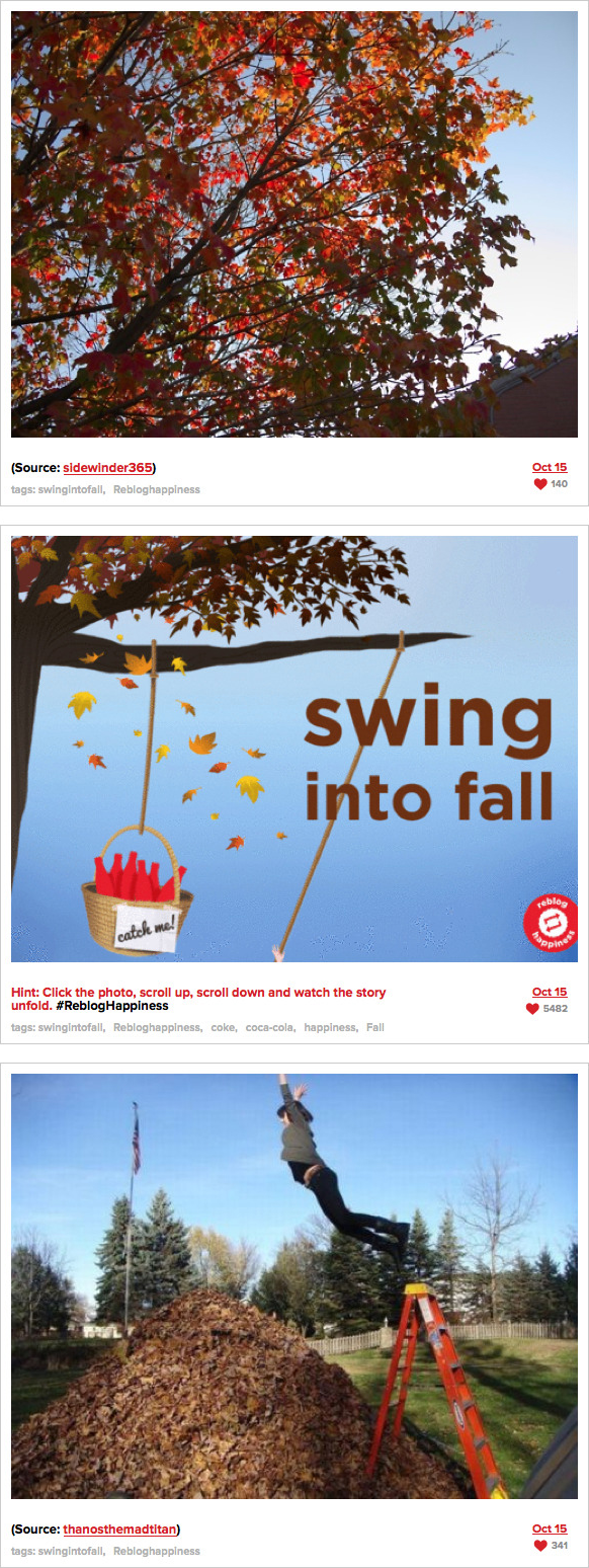 """Swing Into Fall"""