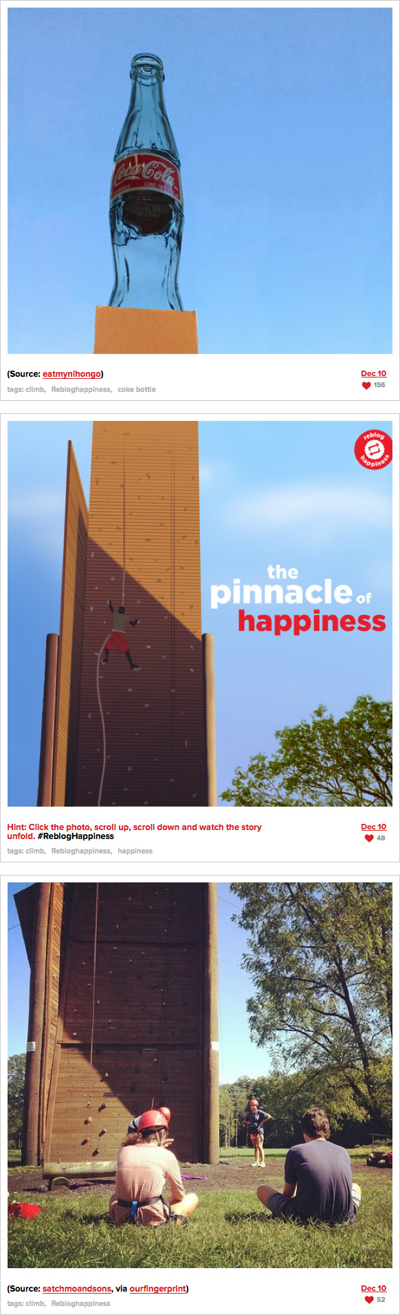 """Pinnacle of Happiness"""