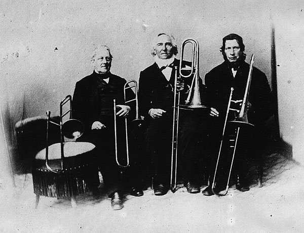 photo courtesy of the Moravian Music Foundation