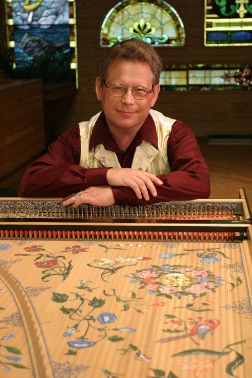 Keith Womer, harpsichord