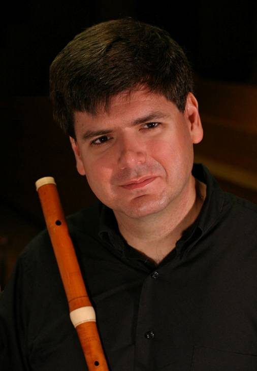 Marcus McGuff, Baroque flute