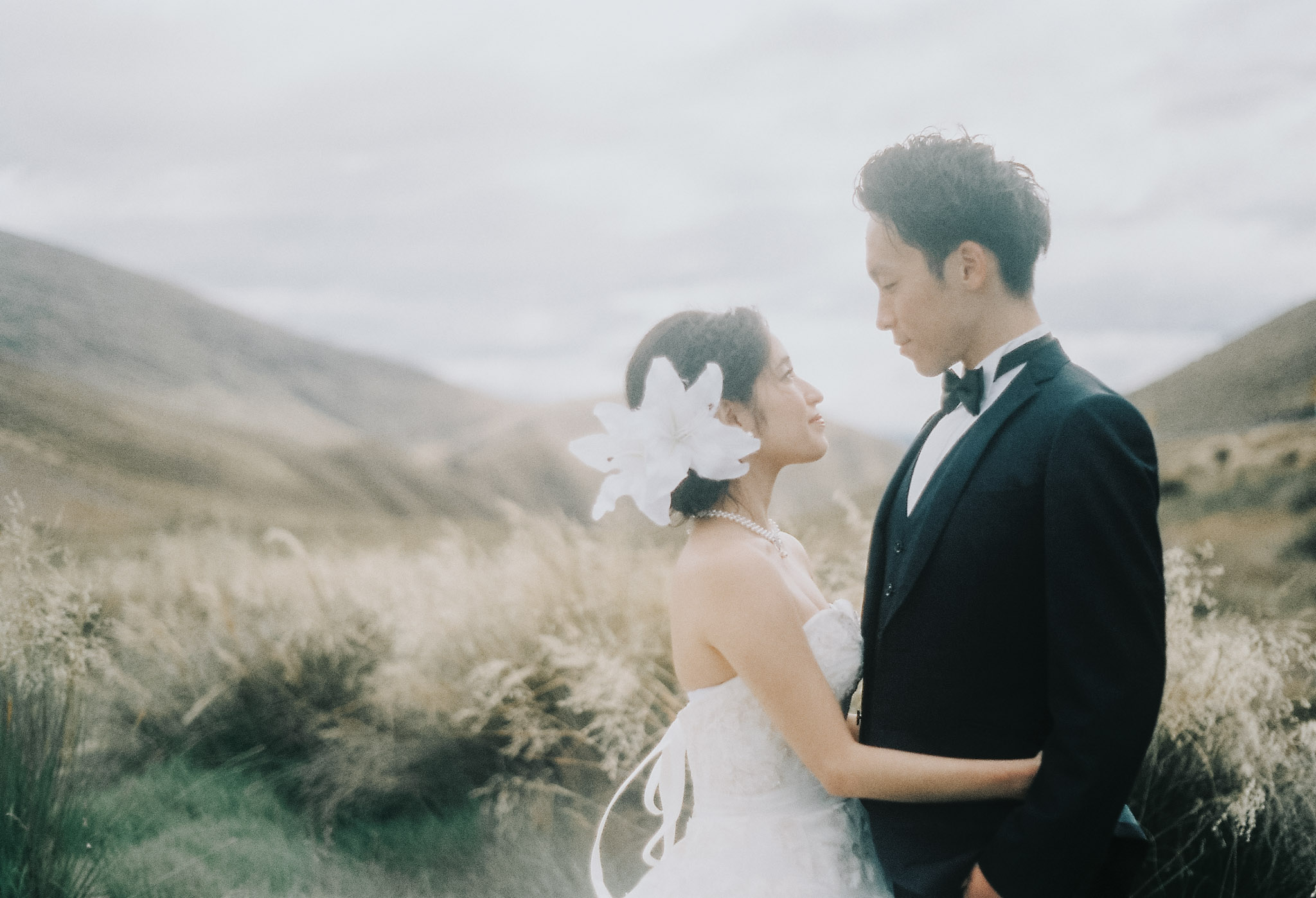 ニュージーランド フォト 結婚式 ウェディング 前撮り テカポ クイーンズタウン