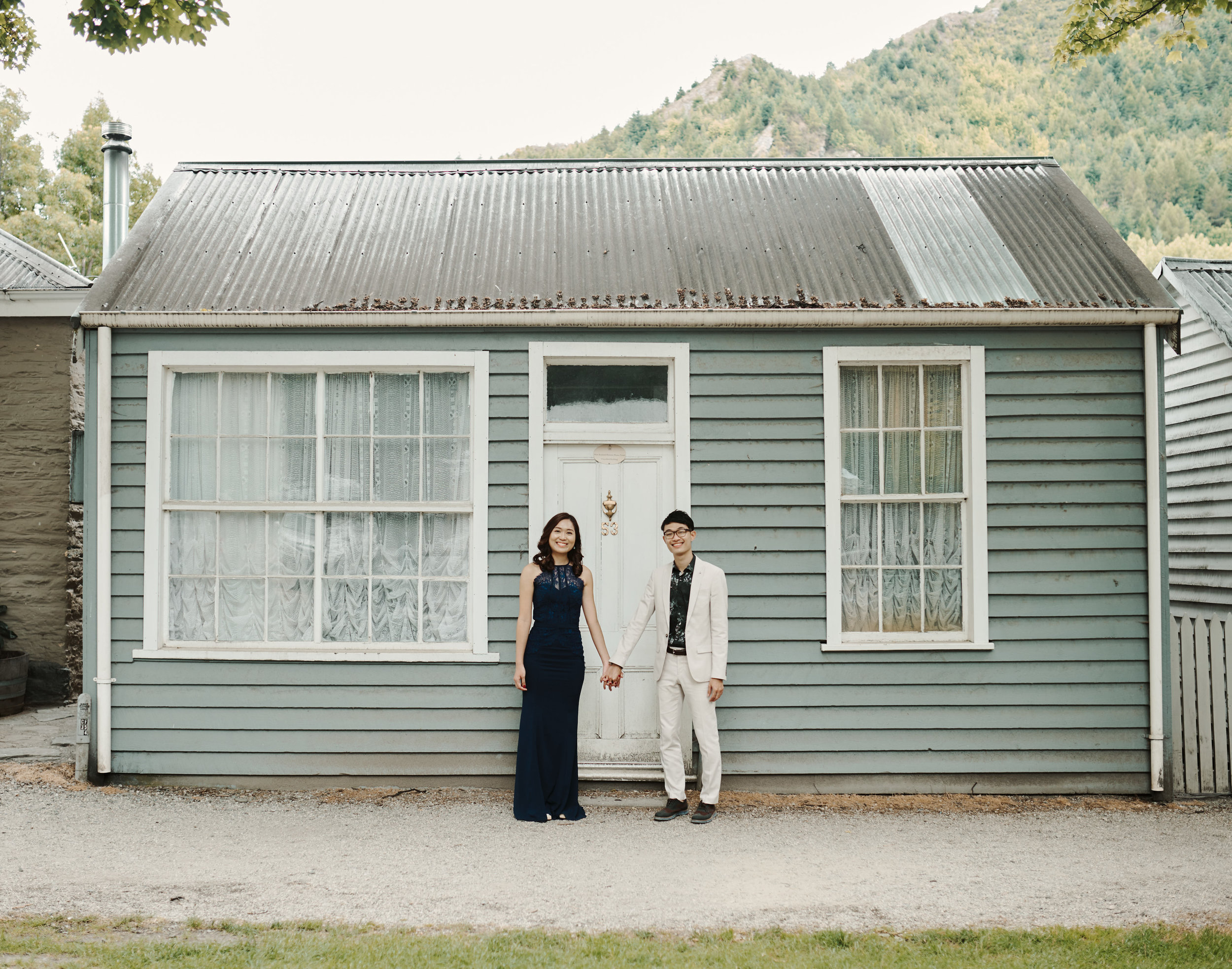Queenstown New Zealand Wedding Elopement Photographer