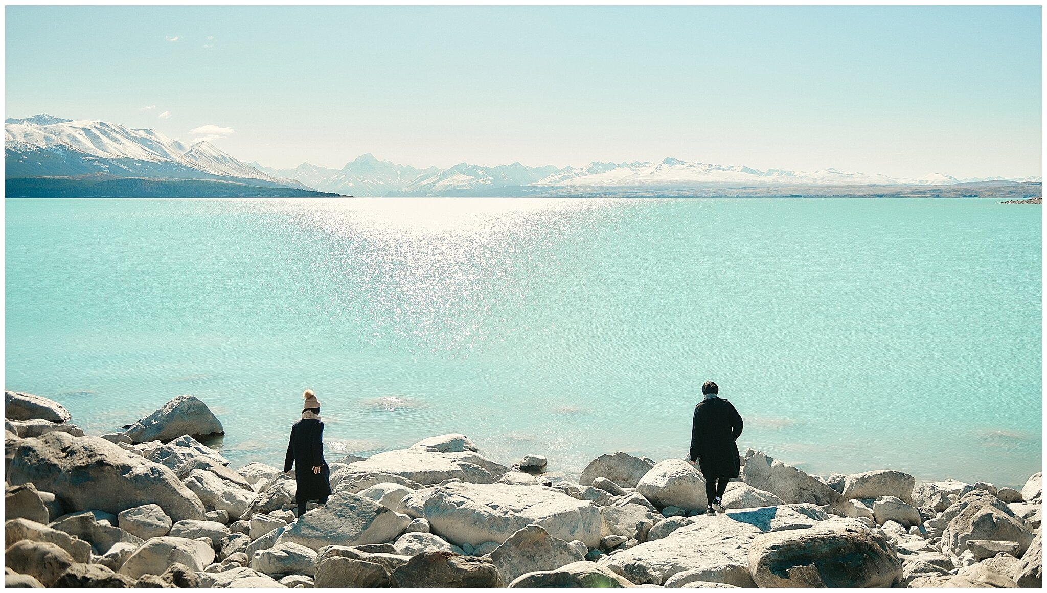 Lake Pukaki New Zealand Wedding Elopement Photographer
