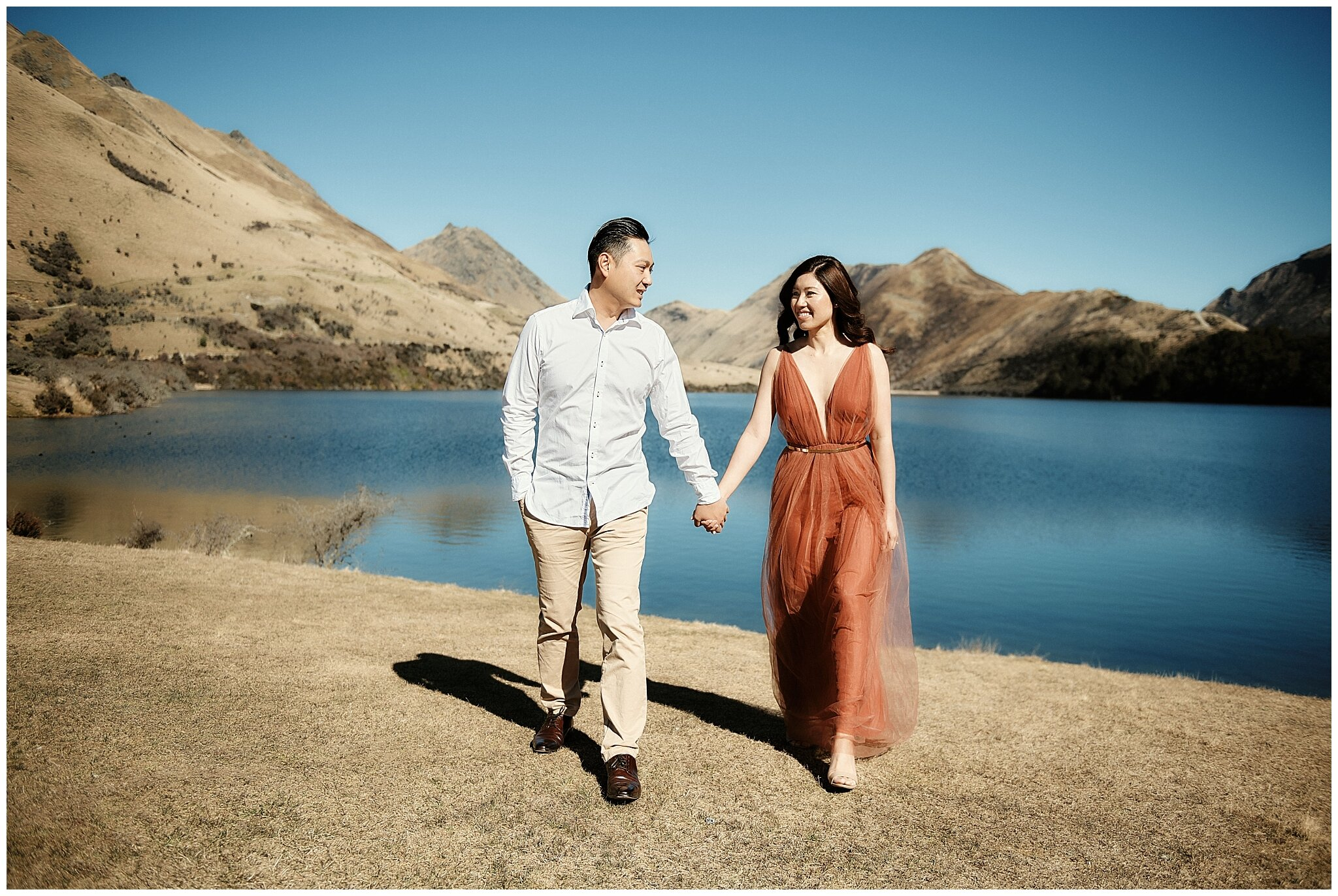 Queenstown Prenup Engagement Shoot Photographer