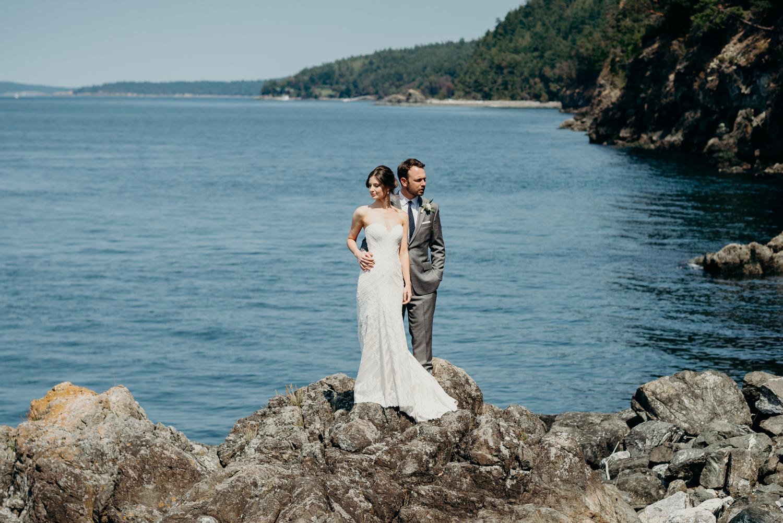 Turtlehead Farm Orcas Island Washington Wedding 46
