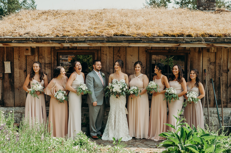 Turtlehead Farm Orcas Island Washington Wedding 51