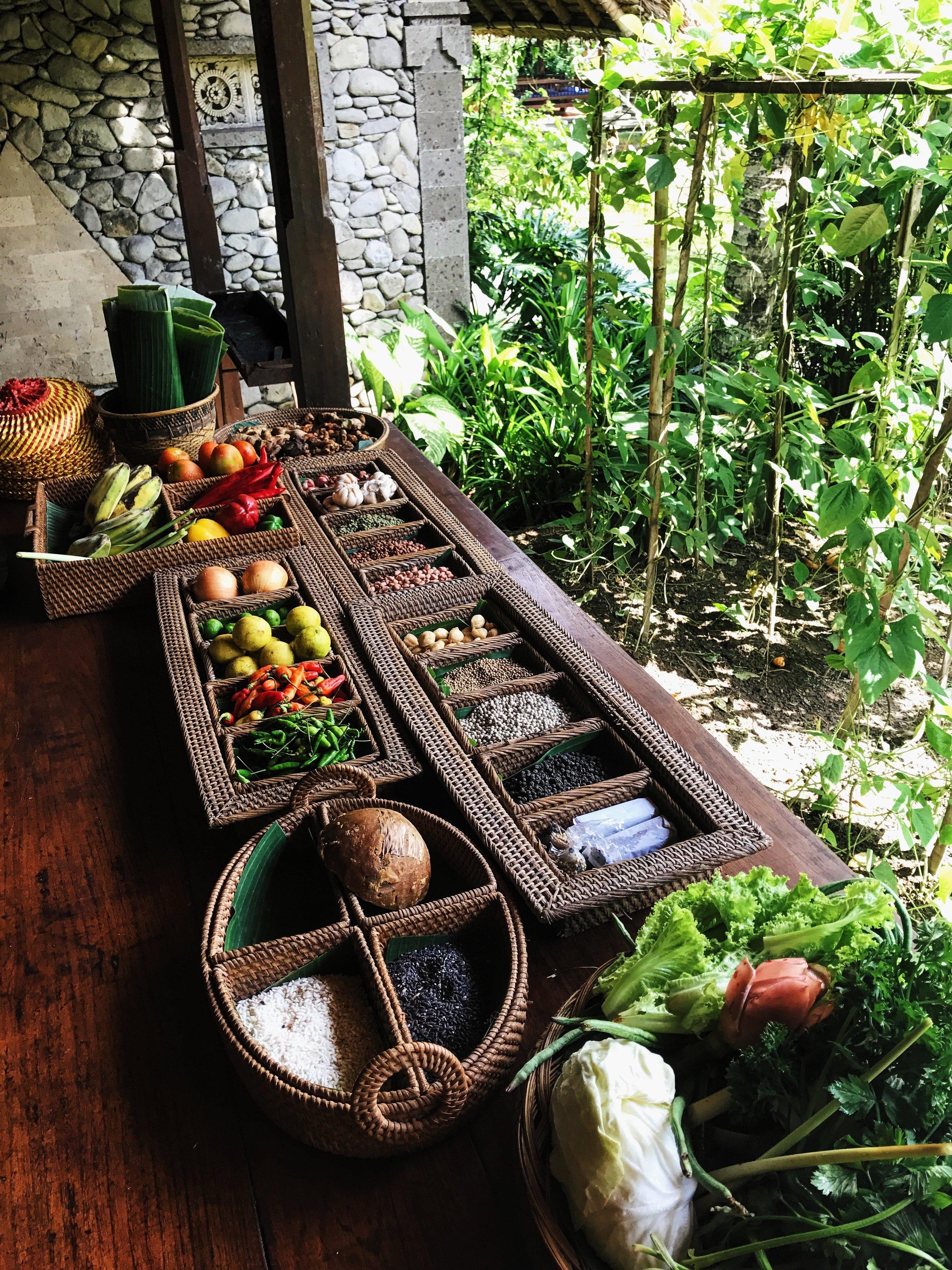 Cafe Wayan Cooking Class Ubud Bali Balinese Cooking