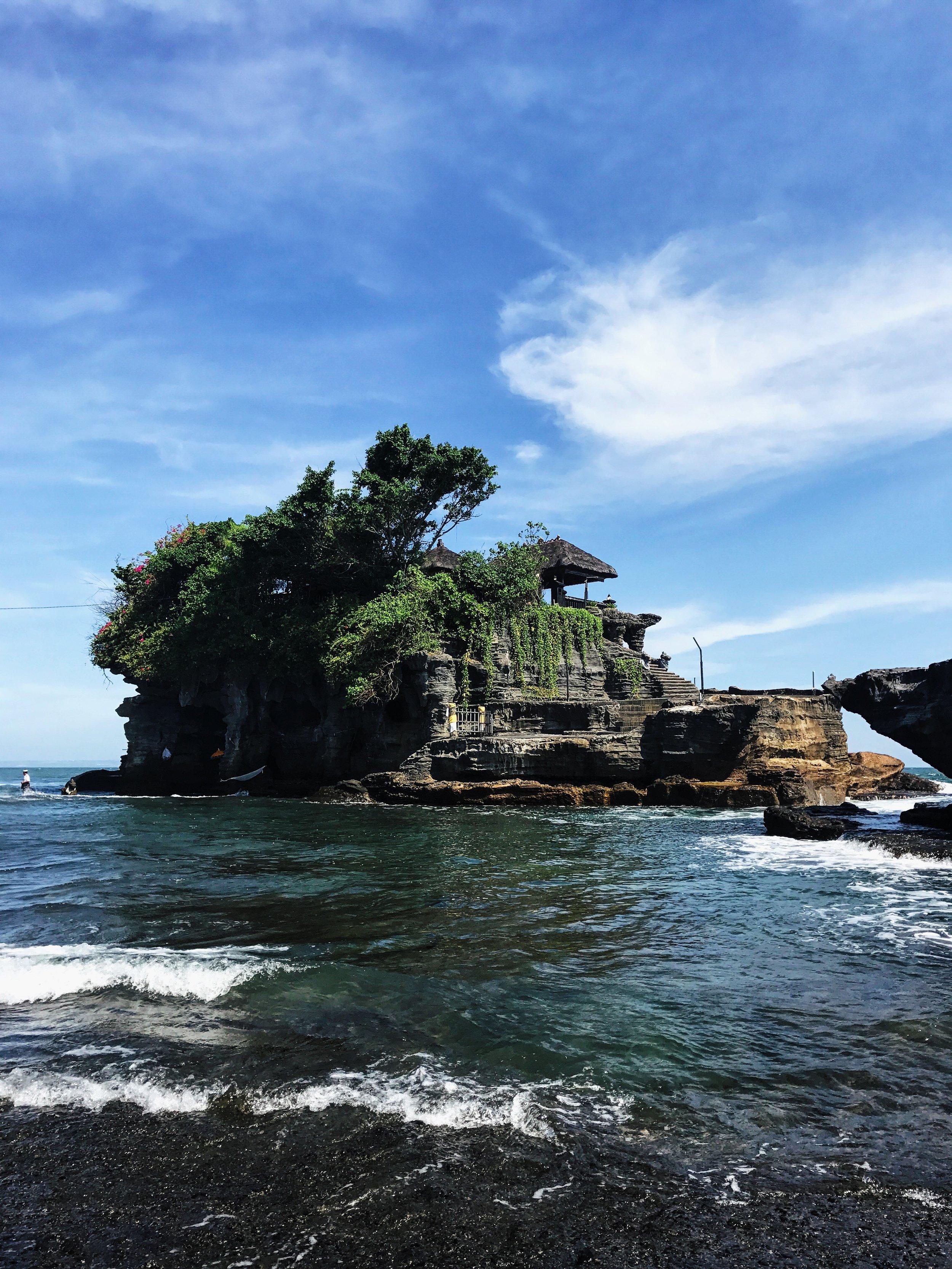 Uluwatu Temple Bali Sea Temple Indonesia