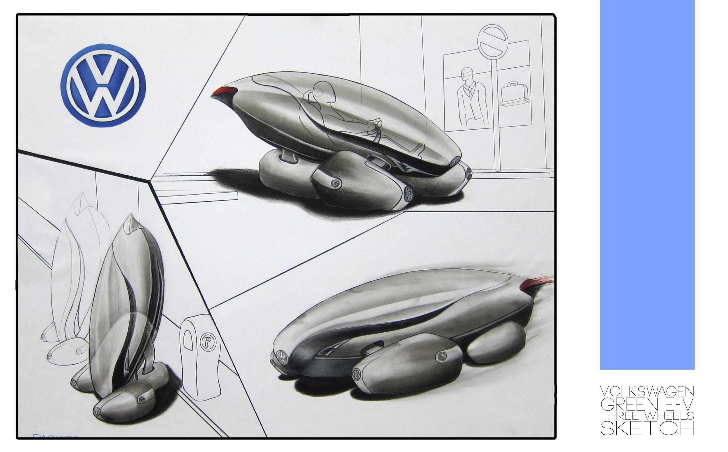 Volkswagen Kokon 2035