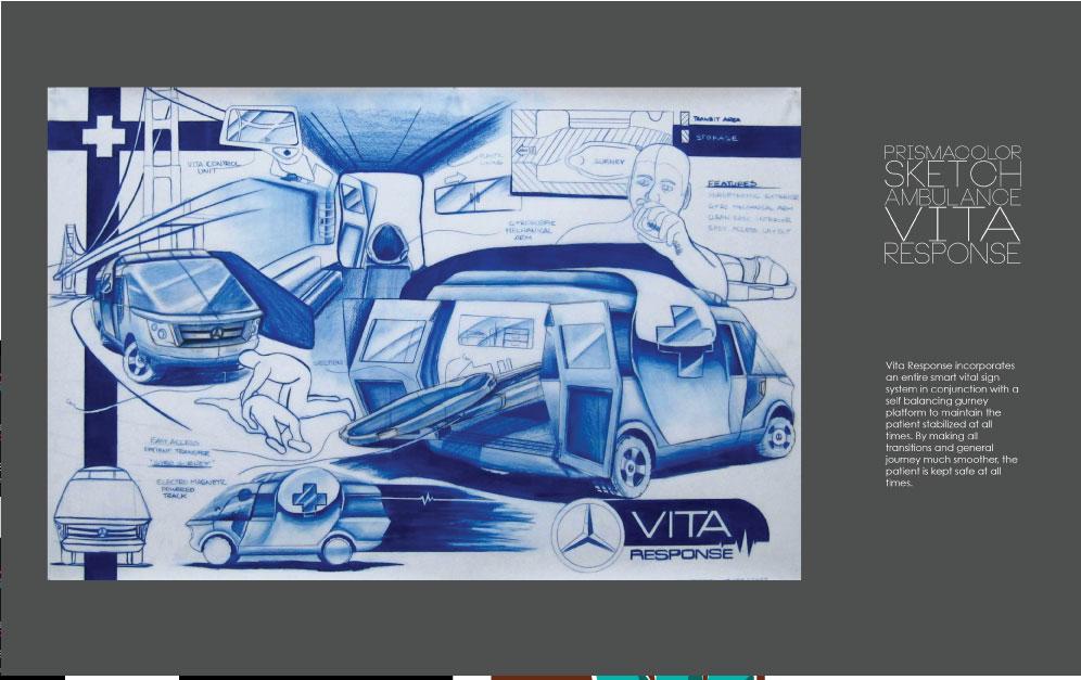 Vita Response for Mercedes Benz