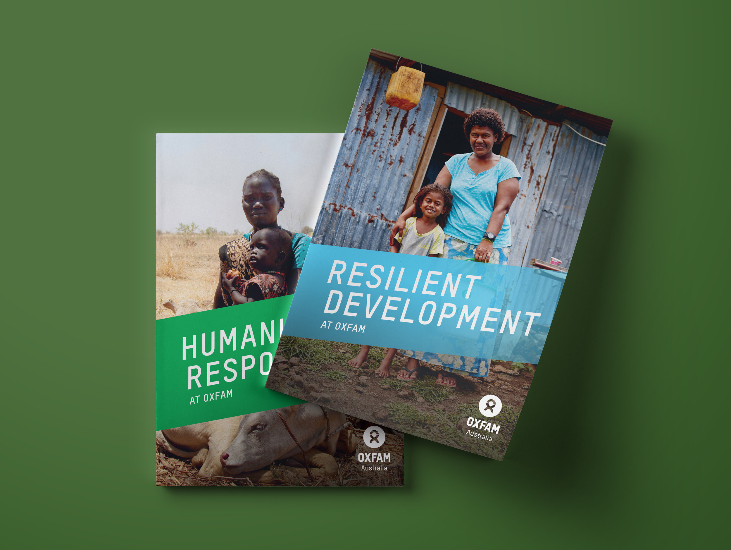 Oxfam Australia Capacity Statement reports