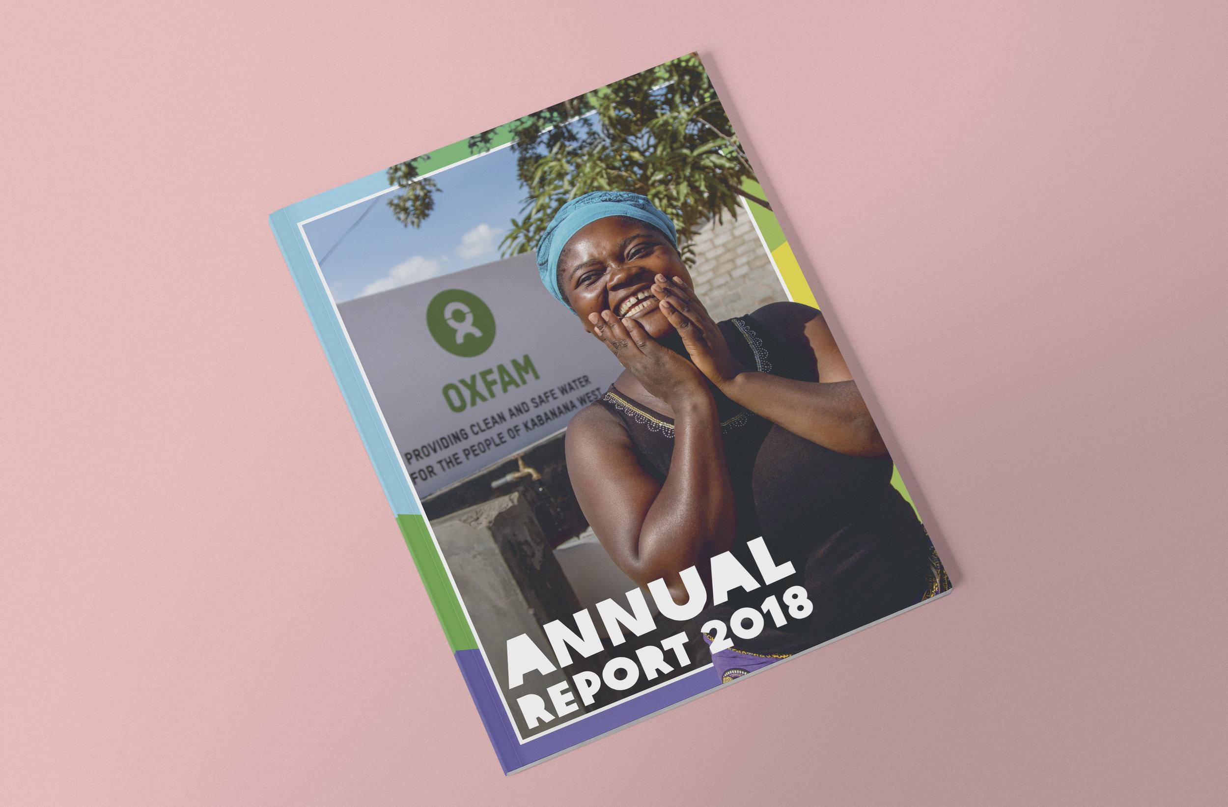 Oxfam Australia annual report 2018