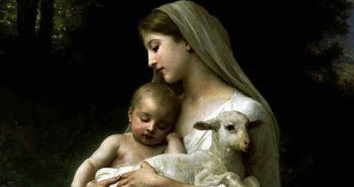 mary-baby-and-lamb
